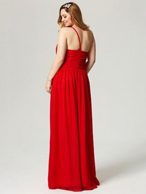 Sheath Column Sexy One Shoulder Floor Length Chiffon Australia Formal Evening Dress with Side Draping Ruching Pleats
